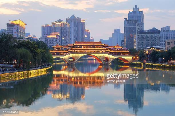 Anshun bridg, Chengdu