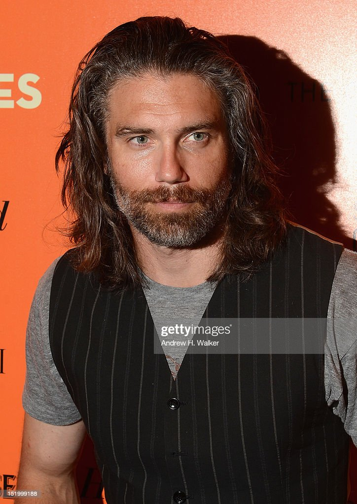 <a gi-track='captionPersonalityLinkClicked' href=/galleries/search?phrase=Anson+Mount&family=editorial&specificpeople=691952 ng-click='$event.stopPropagation()'>Anson Mount</a> attends The Cinema Society with The Hollywood Reporter & Samsung Galaxy S III host a screening of 'The Oranges' at Tribeca Screening Room on September 14, 2012 in New York City.