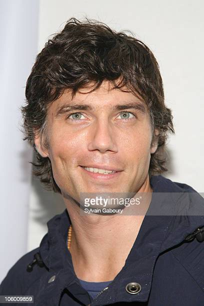 Anson Mount during 25th Anniversary of GUESS at Capitale in New York NY United States