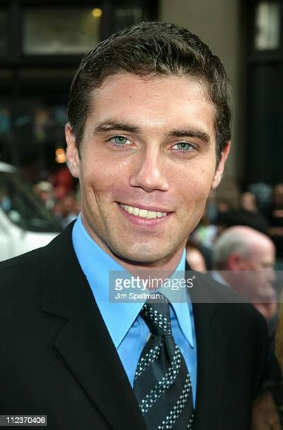Anson Mount during 'City By The Sea' Premiere New York at Union Square Theatre in New York City New York United States