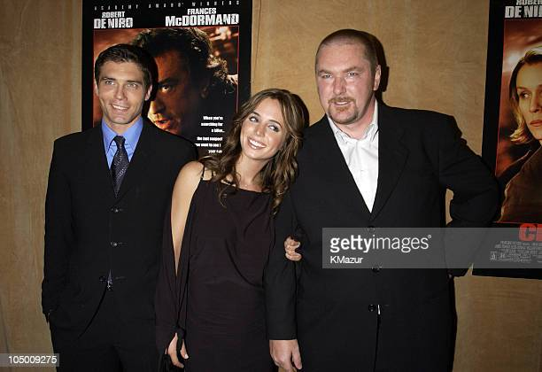 Anson Mount Eliza Dushku and director Michael CatonJones