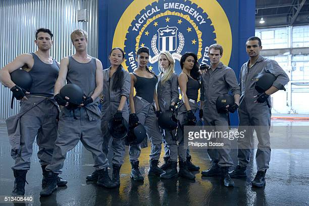 QUANTICO 'Answer' At Quantico the NATS team up for defensive driving lessons while tensions between Liam and Drew explode resulting in shocking...