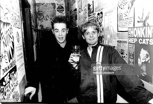 Ant and Dec at the Dublin Castle London United Kingdom 1994