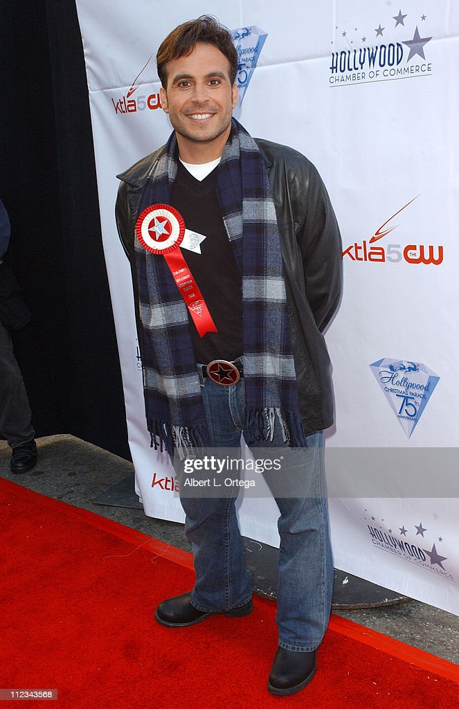 Ant during The 75th Annual Hollywood Christmas Parade - Arrivals at The Hollywood Roosevelt Hotel in Hollywood, CA, United States.