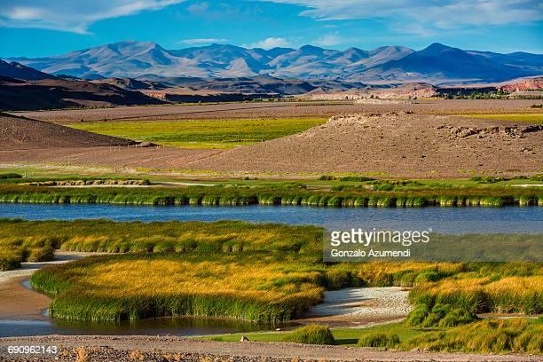 Antafagasta Lake