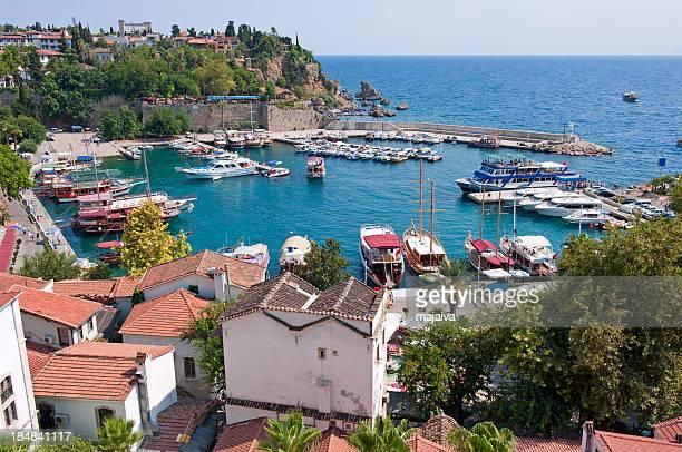 Alte Yachthafen von Antalya