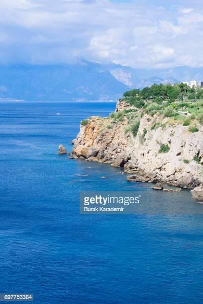 Antalya wiev from Lara District
