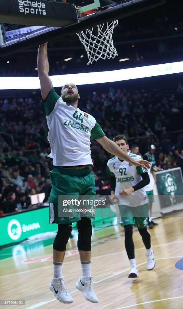Zalgiris Kaunas v Anadolu Efes istanbul - Turkish Airlines EuroLeague