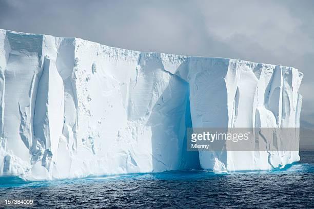 Antarctic Iceberg détail