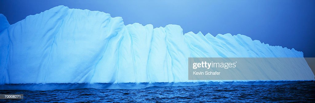 Antarctic Peninsula, Anvers Island, iceberg, detail : Stock Photo