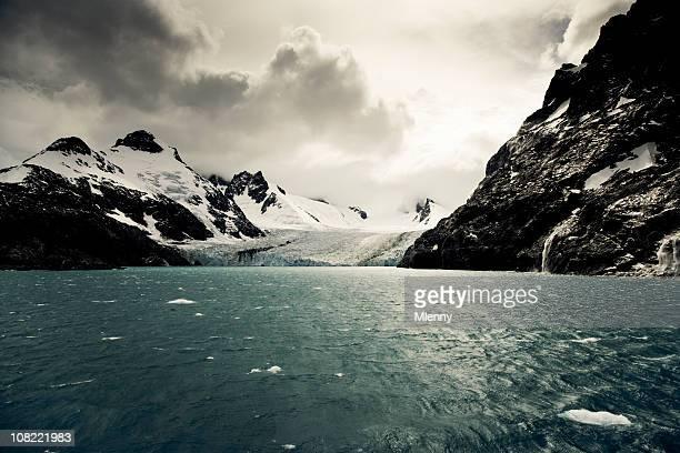 Antarctica Glacier Landscape