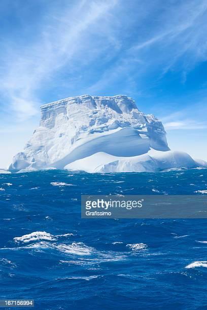Antarktis Eisberg schwimmenden