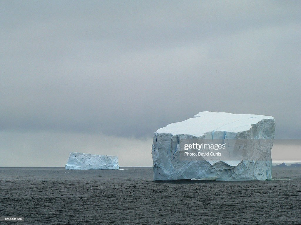 Antarctica  Iceberg : Stock Photo