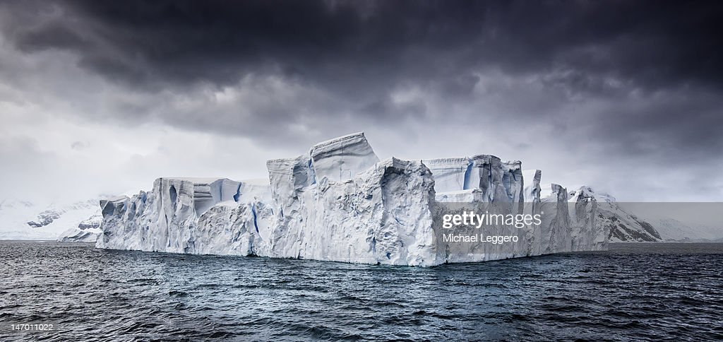 Antarctica : Stock Photo