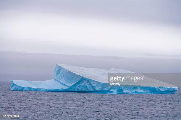 Antarctique Iceberg tabulaire