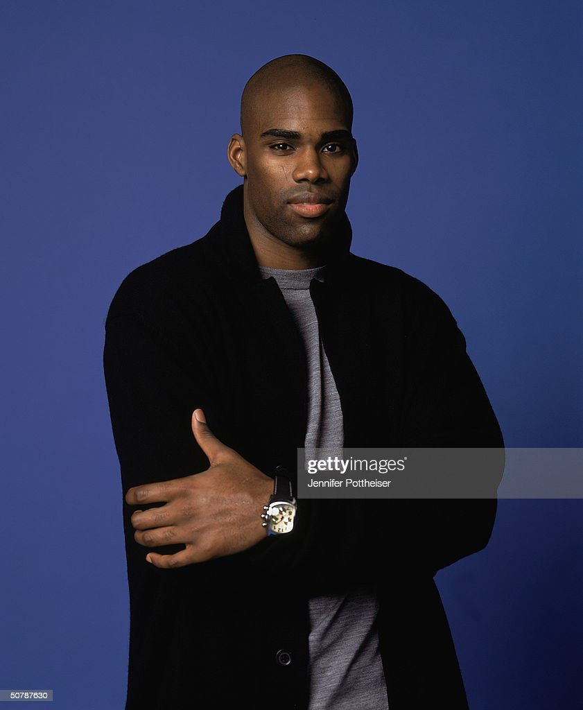 Antawn Jamison and Antoine Walker Portraits s and