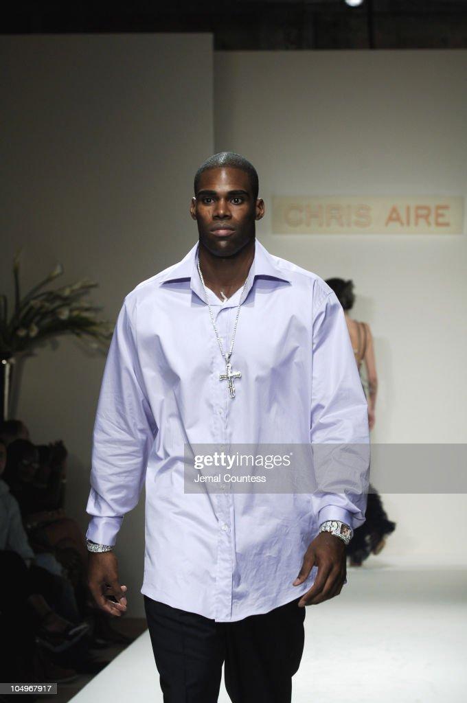 Antawn Jamison of the Washington Wizards wearing Chris Aire Spring 2006
