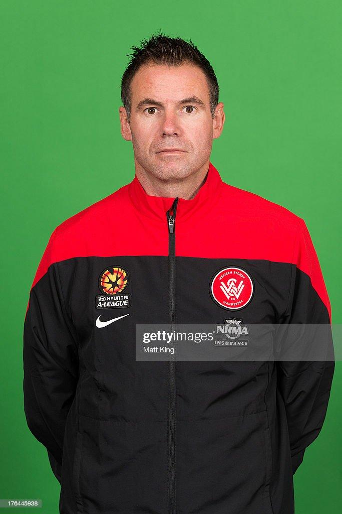 2013/14 Western Sydney Wanderers Headshots Session