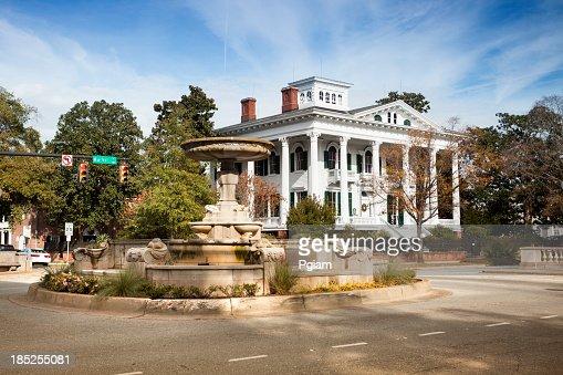 Antebellum home in Wilmington North Carolina