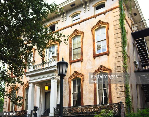Antebellum Mansion – Savannah, en Géorgie