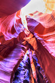 Upper Antelope Canyon, Navajo Land, Arizona