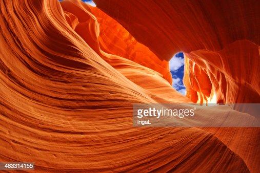Antelope Canyon, Arizona, USA : Stock Photo