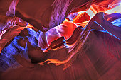 Upper Antelope Canyon, Navajo Land, Arizona