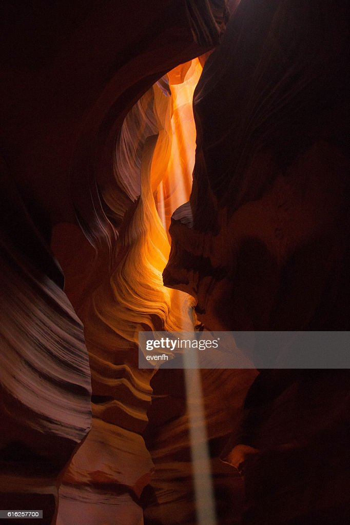 Antelope Canyon near Page, Arizona : Foto de stock