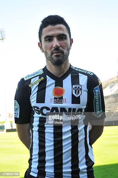 Anthar Yahia Angers Photo Officielle Ligue 2 Photo Philippe Le Brech / Icon Sport/MB Media
