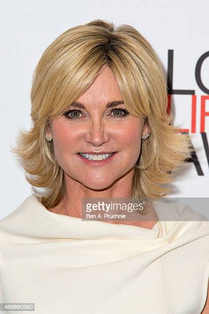 Anthea Turner attends The London Lifestyle Awards at the Troxy on October 8 2014 in London England