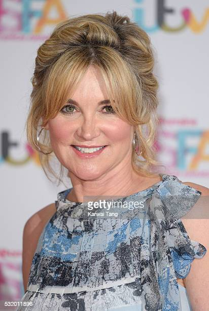 Anthea Turner attends the Lorraine's High Street Fashion Awards at Grand Connaught Rooms on May 17 2016 in London England