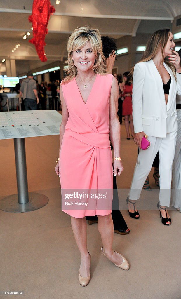 <a gi-track='captionPersonalityLinkClicked' href=/galleries/search?phrase=Anthea+Turner&family=editorial&specificpeople=213611 ng-click='$event.stopPropagation()'>Anthea Turner</a> attends the Masterpiece Midsummer Party in aid of Marie Curie at The Royal Hospital Chelsea on July 2, 2013 in London, England.