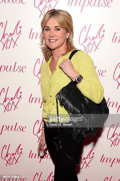 Anthea Turner enjoys a rocking night out to celebrate the launch of the Charli XCX and Impulse collaboration at The Cuckoo Club which sees two new...