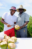 Anthony Anderson attends Celebrity Golf Tournament during Sandals Emerald Bay Celebrity Golf Weekend on June 4 2016 in Great Exuma Bahamas