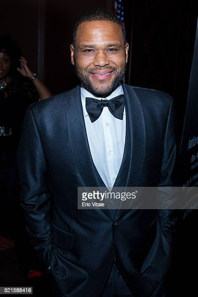 Anthony Anderson attends the 2016 NAN 'Keepers Of The Dream' Dinner and Awards Ceremony at the Sheraton New York Hotel Towers on April 14 2016 in New...