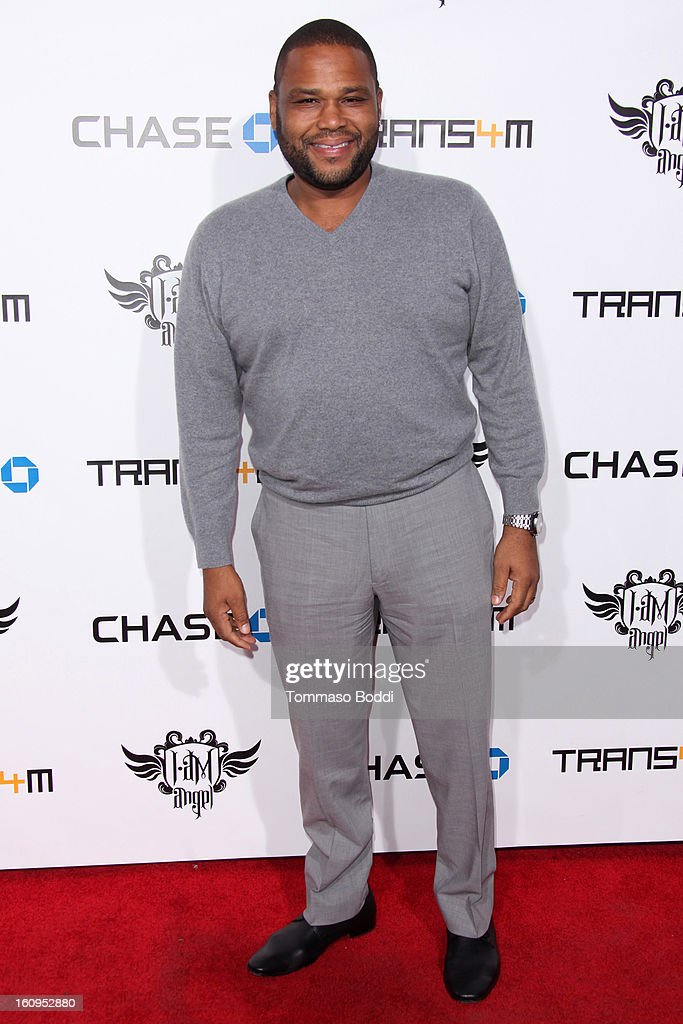 <a gi-track='captionPersonalityLinkClicked' href=/galleries/search?phrase=Anthony+Anderson&family=editorial&specificpeople=202577 ng-click='$event.stopPropagation()'>Anthony Anderson</a> attends the 2nd Annual Will.i.am TRANS4M Boyle Heights benefit concert held at Avalon on February 7, 2013 in Hollywood, California.