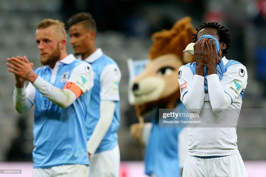 1860 Muenchen v 1. FC Heidenheim  - 2. Bundesliga