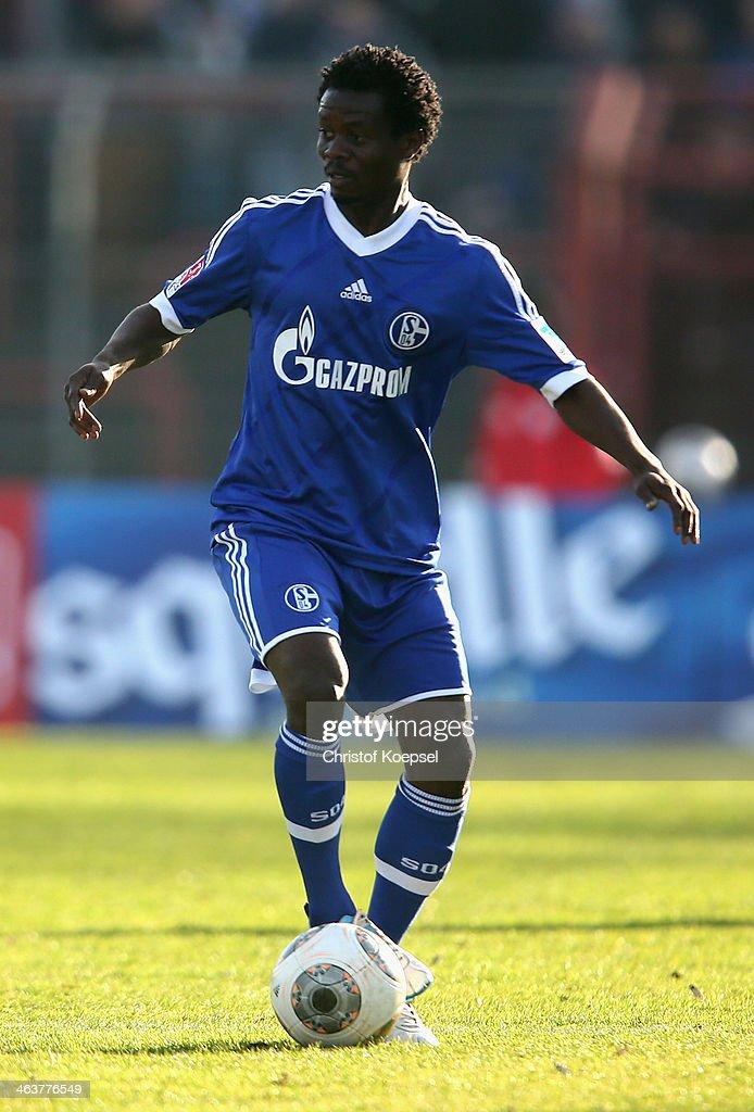 RW Oberhauen v FC Schalke 04 - Friendly Match