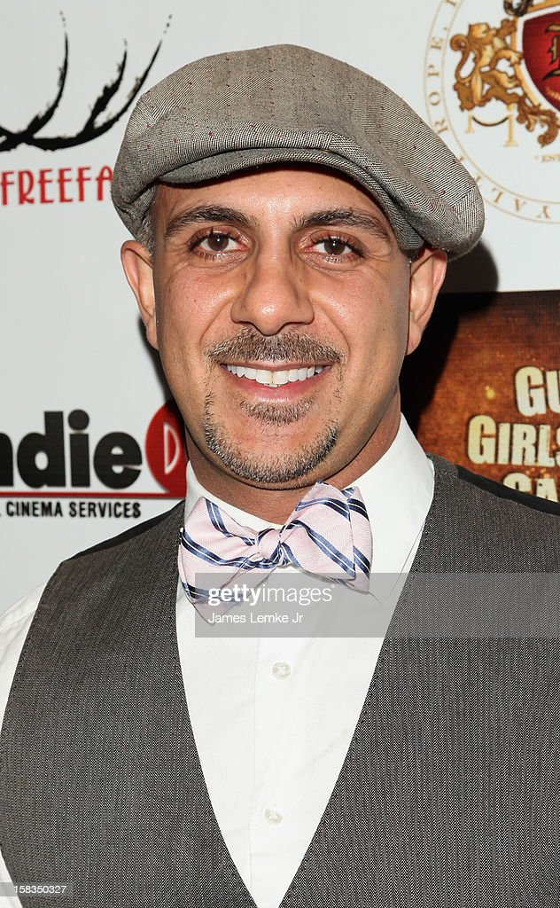 <a gi-track='captionPersonalityLinkClicked' href=/galleries/search?phrase=Anthony+Azizi&family=editorial&specificpeople=696095 ng-click='$event.stopPropagation()'>Anthony Azizi</a> attends the Los Angeles Screening 'Guns, Girls & Gambling' held at the Laemlle NoHo 7 on December 13, 2012 in North Hollywood, California.