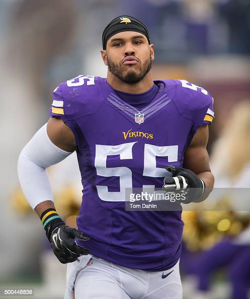 Anthony Barr Stock Photos And Pictures Getty Images