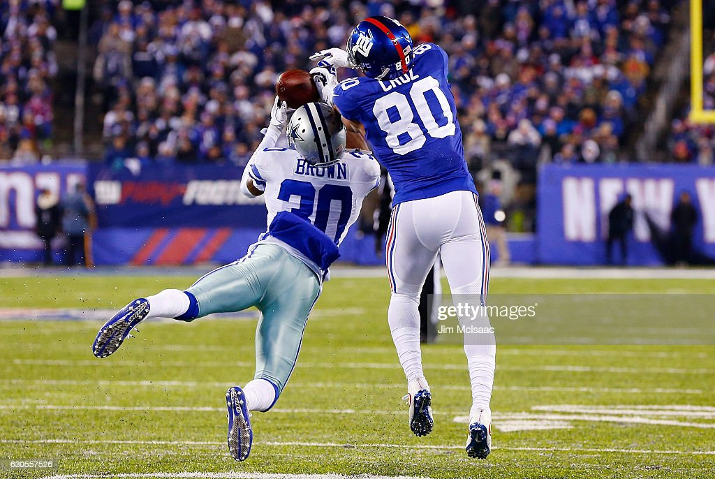 Dallas Cowboys v New York Giants