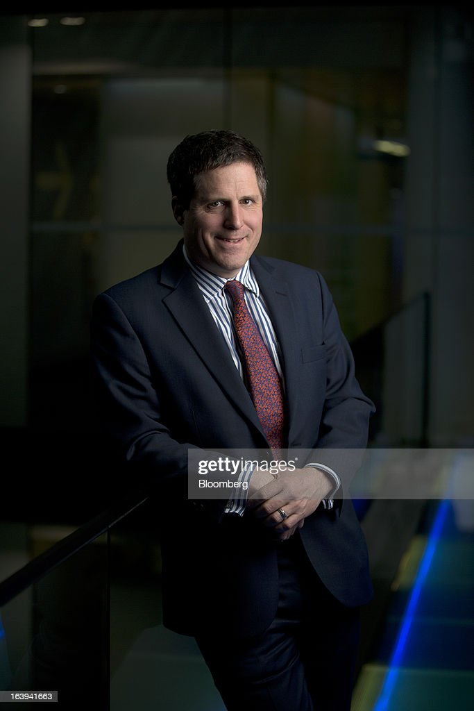 Anthony Browne, chief executive officer of the British Bankers' Association (BBA), poses for a photograph following an interview in London, U.K., on Monday, March 18, 2013. U.K. stocks retreated, sending the FTSE 100 Index lower for a second day, after the euro area forced Cyprus to adopt an unprecedented levy on bank deposits, threatening to reignite the region's debt crisis. Photographer: Simon Dawson/Bloomberg via Getty Images
