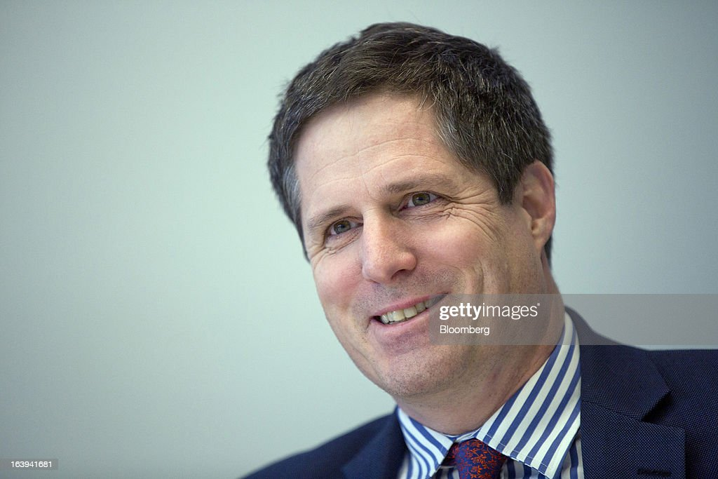 Anthony Browne, chief executive officer of the British Bankers' Association (BBA), speaks during an interview in London, U.K., on Monday, March 18, 2013. U.K. stocks retreated, sending the FTSE 100 Index lower for a second day, after the euro area forced Cyprus to adopt an unprecedented levy on bank deposits, threatening to reignite the region's debt crisis. Photographer: Simon Dawson/Bloomberg via Getty Images