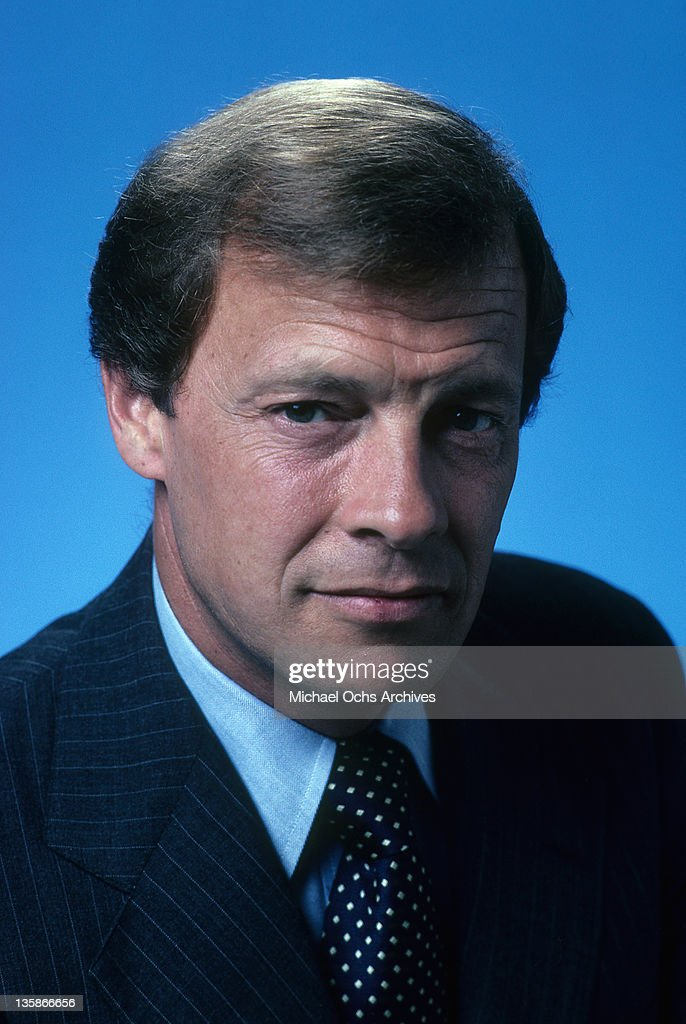 Anthony Call publicity portrait from the television series 'One Life To Live', 1980.
