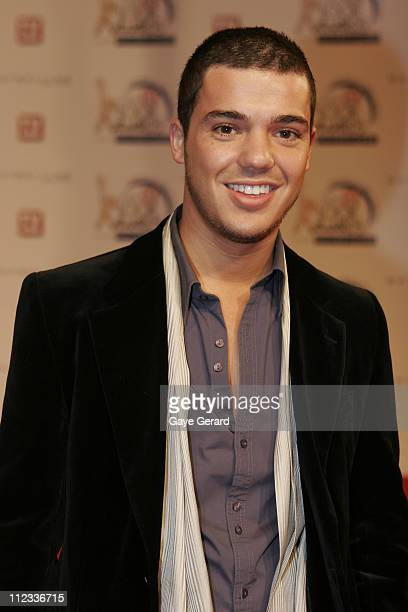 Anthony Callea during 2006 TV Week Logie Awards Arrivals at Crown Casino in Melbourne VIC Australia