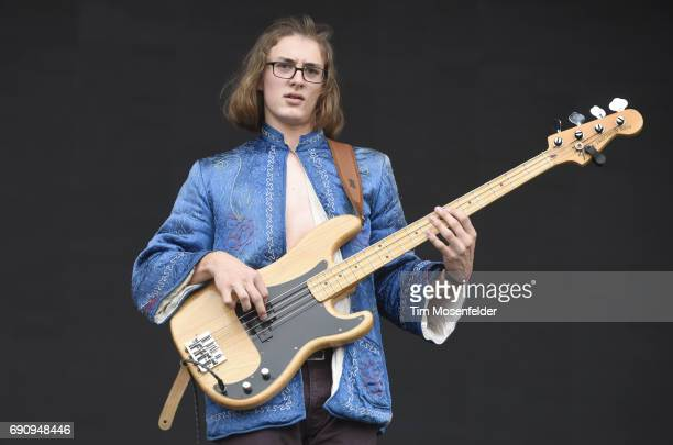 Anthony Cappeto of Secure the Sun perform during BottleRock Napa Valley on May 26 2017 in Napa California