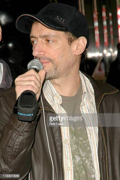 Anthony Cumia during Denis Leary with Opie and Anthony May 23 2006 in New York City New York United States