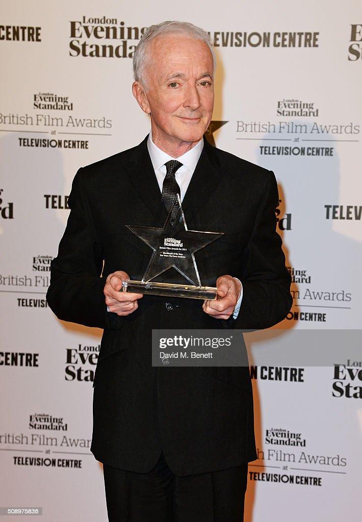 London Evening Standard British Film Awards - Winners Boards