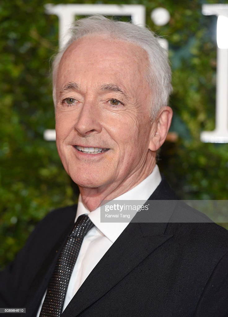 Anthony Daniels attends the London Evening Standard British Film Awards at Television Centre on February 7, 2016 in London, England.