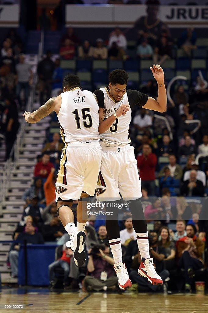 Detroit Pistons v New Orleans Pelicans